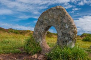 Men-an-Tol Cornwall England